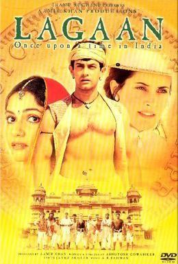 Постер фильма Лагаан: Однажды в Индии (2001)