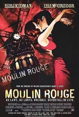 Постер фильма Мулен Руж (2001)