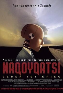 Постер фильма Накойкаци (2002)