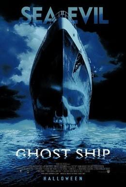 Постер фильма Корабль-призрак (2002)