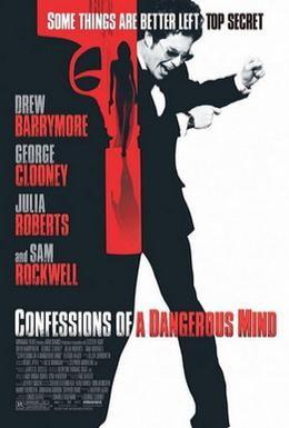 Постер фильма Признания опасного человека (2002)