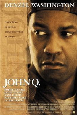 Постер фильма Джон Кью (2002)