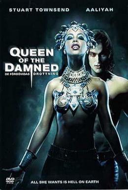 Постер фильма Королева проклятых (2002)