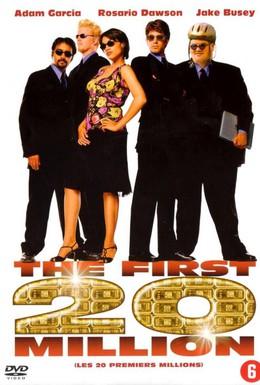 Постер фильма Как заработать 20 миллионов баксов (2002)