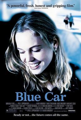 Постер фильма Синяя машина (2002)