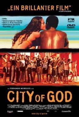 Постер фильма Город Бога (2002)