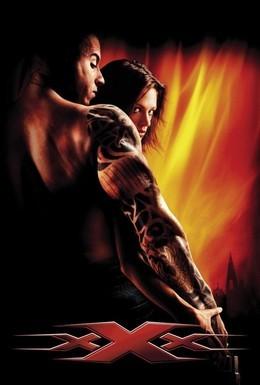 Постер фильма Три икса (2002)