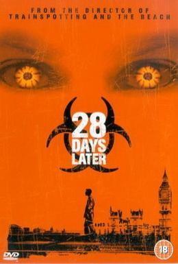 Постер фильма 28 дней спустя (2002)