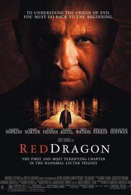Постер фильма Красный Дракон (2002)