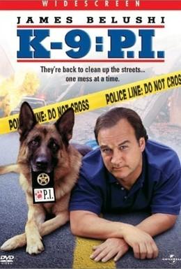 Постер фильма К-9 III: Частные детективы (2002)