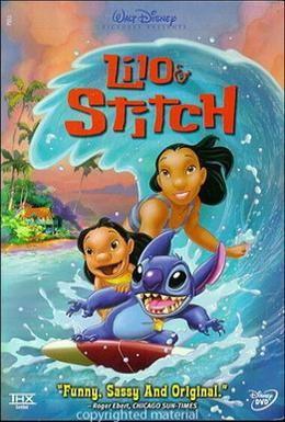 Постер фильма Лило и Стич (2002)