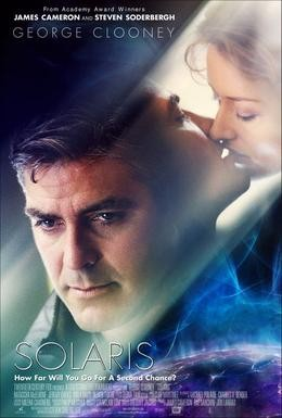 Постер фильма Солярис (2002)