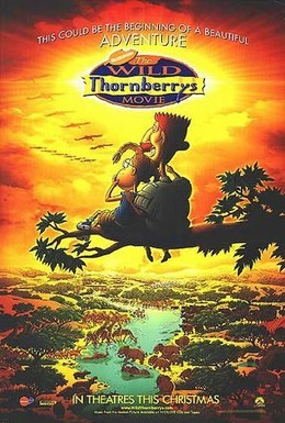 Постер фильма Дикая семейка Торнберри (2002)