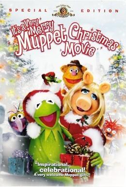 Постер фильма Очень маппетовское рождественское кино (2002)