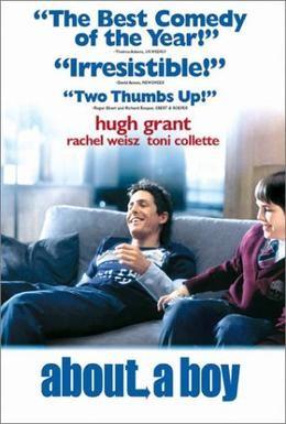 Постер фильма Мой мальчик (2002)