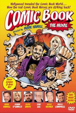 Постер фильма Негодяи из комиксов (2002)