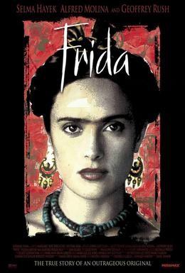 Постер фильма Фрида (2002)