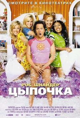 Постер фильма Цыпочка (2002)