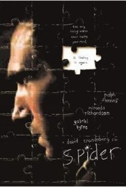 Постер фильма Паук (2002)