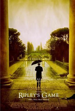Постер фильма Игра Рипли (2002)