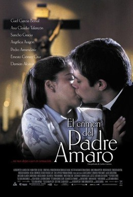 Постер фильма Тайна отца Амаро (2002)