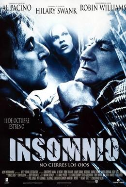 Постер фильма Бессонница (2002)