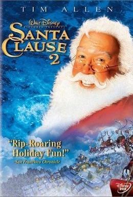 Постер фильма Санта Клаус 2 (2002)