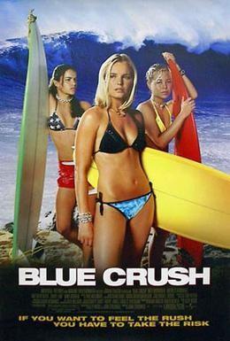 Постер фильма Голубая волна (2002)