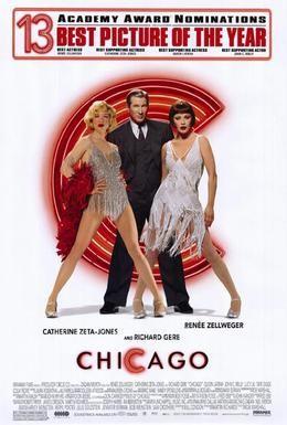 Постер фильма Чикаго (2002)
