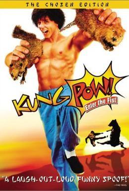 Постер фильма Кунг-По: Нарвись на кулак (2002)