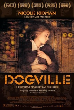 Постер фильма Догвилль (2003)