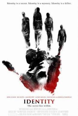 Постер фильма Идентификация (2003)