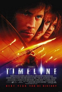 Постер фильма В ловушке времени (2003)
