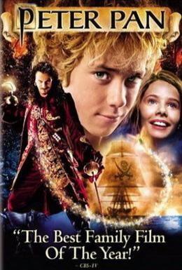 Постер фильма Питер Пэн (2003)