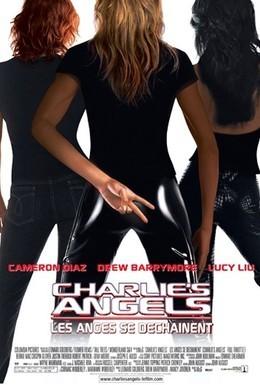 Постер фильма Ангелы Чарли 2: Только вперед (2003)