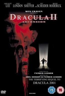 Постер фильма Дракула 2: Вознесение (2003)