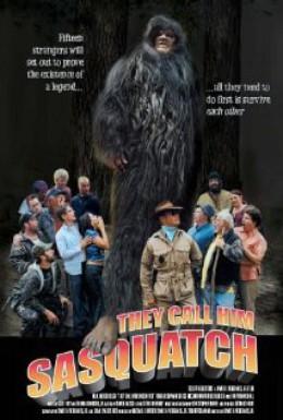 Постер фильма Его зовут Саскуатч (2003)