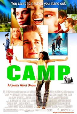Постер фильма Лагерь (2003)
