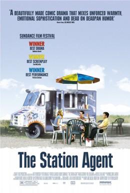 Постер фильма Станционный смотритель (2003)