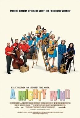Постер фильма Могучий ветер (2003)