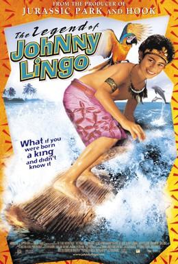 Постер фильма Легенда о Джонни Линго (2003)