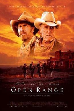 Постер фильма Открытый простор (2003)