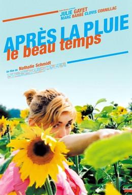 Постер фильма Чистое небо после дождя (2003)