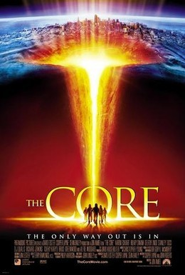 Постер фильма Земное ядро (2003)