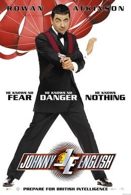 Постер фильма Агент Джонни Инглиш (2003)
