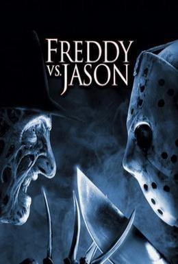 Постер фильма Фредди против Джейсона (2003)