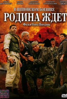 Постер фильма Родина ждет (2003)