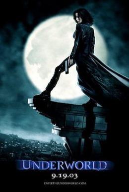 Постер фильма Другой мир (2003)