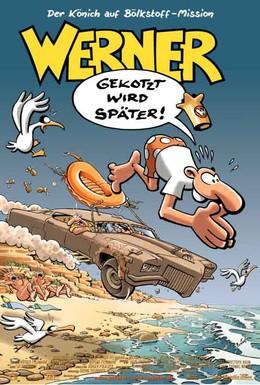 Постер фильма Вернер. Запаситесь тазиком при просмотре (2003)