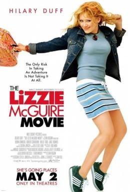 Постер фильма Лиззи Магуайр (2003)